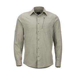 Рубашка Marmot Boreas LS | Light Khaki | Вид 1
