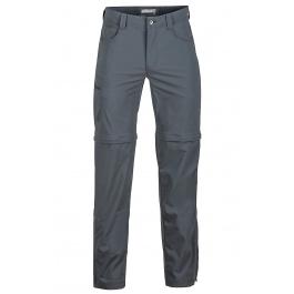 Брюки Marmot Transcend Convertible Pant | Slate Grey | Вид 1