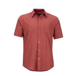 Рубашка Marmot Windshear SS | Auburn | Вид 1