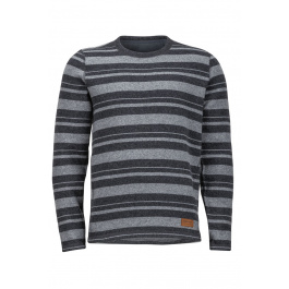 Пуловер Marmot Stafford Crew LS | Slate Grey Heather | Вид 1