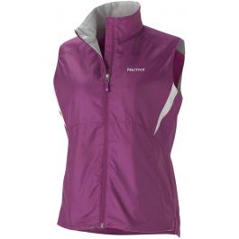 Жилет женский Marmot Wm's DriClime Vest | Grape Berry | Вид 1