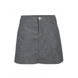 Юбка-шорты женская Marmot Wm's Mari Skort | Black Heather | Вид 1