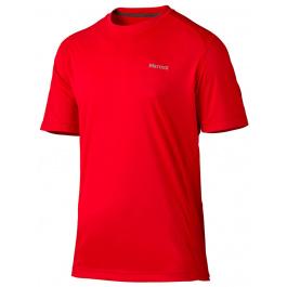 Футболка Marmot Windridge SS | Team Red | Вид 1