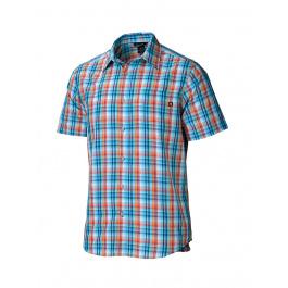 Рубашка Marmot Waldron SS | Crystal Blue | Вид 1