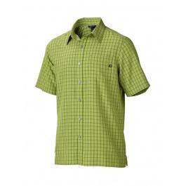 Рубашка Marmot Eldridge SS | Green Lichen | Вид 1