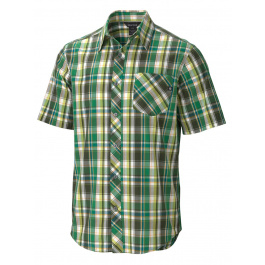 Рубашка Marmot Homestead SS | Bright Grass | Вид 1