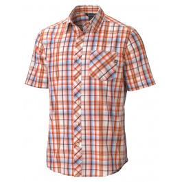 Рубашка Marmot Ellwood SS   Red Ochre   Вид 2