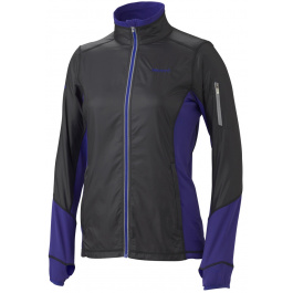 Куртка женская Marmot Wm's Fusion Jacket | Black/Valor Purple | Вид 1