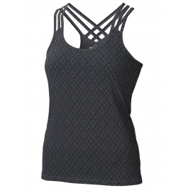 Майка женская Marmot Wm's Vogue Tank | Dark Steel Diamond | Вид 1