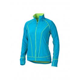 Куртка женская Marmot Wm'S Essential Jacket | Atomic Blue/Green Envy | Вид 1