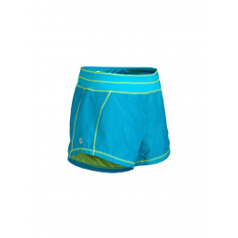 Шорты женские Marmot Wm'S Essentila Short | Atomic Blue/Green Envy | Вид 1