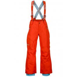 Брюки детские Marmot Boy'S Edge Insulated Pant | Mars Orange | Вид спереди