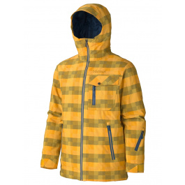 Куртка Marmot Flatspin Jacket | Deep Yellow | Вид 1