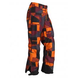 Брюки Marmot Geomix Pant | Orange Geo | Вид 1