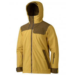 Куртка Marmot Dark Rider Jacket | Green Mustard/Brown Moss | Вид 1