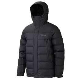 Куртка Marmot Mountain Down Jacket | Black | Вид 1