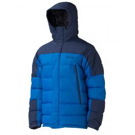 Куртка Marmot Mountain Down Jacket | Peak Blue/Dark Ink | Вид 1