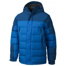 Куртка Marmot Mountain Down Jacket | Cobalt Blue | Вид 1