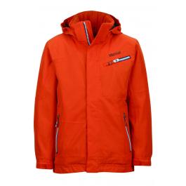 Куртка детская Marmot Boy's Freerider Jacket | Mars Orange | Вид 1