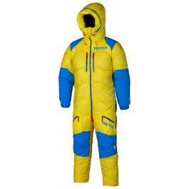 Комбинезон Marmot 8000M Suit | Acid Yellow/Cobalt Blue | Вид 1