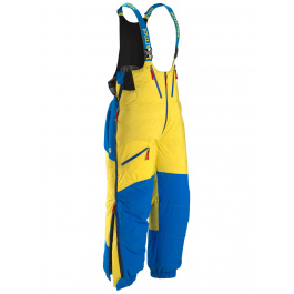 Брюки Marmot 8000M Pant | Acid Yellow/Cobalt Blue | Вид 1