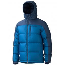 Куртка Marmot Guides Down Hoody   Blue Sapphire/Dark Ink   Вид 1