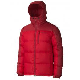 Куртка Marmot Guides Down Hoody | Team Red/Dark Crimson | Вид 1