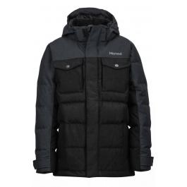 Куртка детская Marmot Boy's Fordham Jacket | Black | Вид 1
