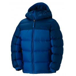 Куртка детская Marmot Boy's Guides Down Hoody | Cobalt Blue | Вид 1