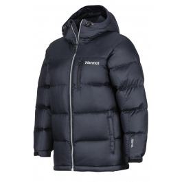 Куртка детская Marmot Guides Down Hoody Jr. | Black | Вид 1