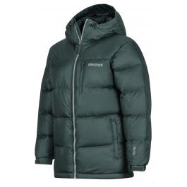 Куртка детская Marmot Guides Down Hoody Jr.   Dark Spruce   Вид 1