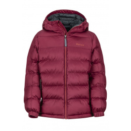 Куртка детская Marmot Boy's Cirque Featherless Jkt | Madder Red | Вид 1