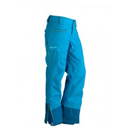 Брюки женские Marmot Wm's Freerider Pant   Aqua Blue   Вид справа