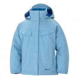 Куртка детская Marmot Girl's Ridge Run Insulated Jacket | Blue Grotto | Вид 1
