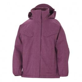 Куртка детская Marmot Girl's Ridge Run Insulated Jacket | Wine | Вид 1