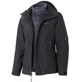 Куртка женская Marmot Wm's Lindsey Component Jacket | Black | Вид 1