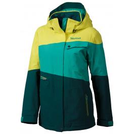 Куртка женская Marmot Wm'S Moonshot Jacket | Gator/Sunlight | Вид 1