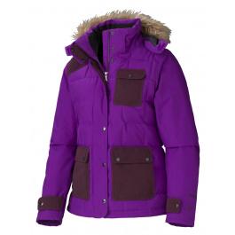 Куртка женская Marmot Wm'S Fab Down Jacket | Dark Berry/Aubergine | Вид 1