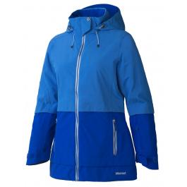 Куртка женская Marmot Wm's Excellerator Jacket | Blue Bay/Gem Blue | Вид 1