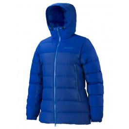 Куртка женская Marmot Wm's Mountain Down Jacket | Gem Blue | Вид 1