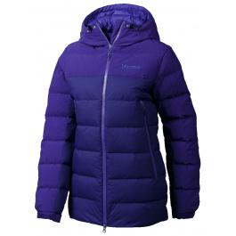 Куртка женская Marmot Wm's Mountain Down Jacket   Midnight Purple   Вид 1