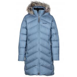 Пальто детское Marmot Girl's Montreaux Coat | Storm Cloud | Вид 1