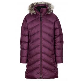 Пальто детское Marmot Girl's Montreaux Coat   Dark Purple   Вид 1