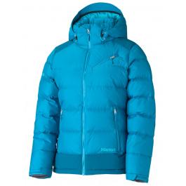 Куртка женская Marmot Wm's Sling Shot Jacket   Aqua Blue/Dark Sea   Вид 1