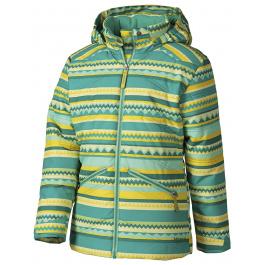 Куртка детская Marmot Girl's Scarlett Jacket | Gem Green | Вид 1