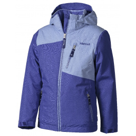 Куртка детская Marmot Girl's Free Skier Jacket | Gemstone | Вид 1