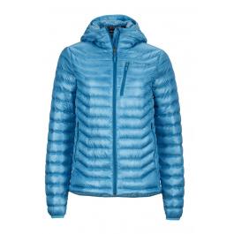 Куртка женская Marmot Wm's Quasar Hoody | Blue Sea | Вид 1