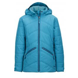 Куртка детская Marmot Girl's Val D'Sere Jacket   Turquoise   Вид 1