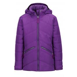 Куртка детская Marmot Girl's Val D'Sere Jacket | Mystic Purple | Вид 1