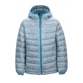 Куртка детская Marmot Girl's Nika Hoody | Turquoise | Вид 1